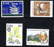 Irlanda Nº 622/25 En Nuevo - 1949-... República Irlandése