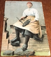 Pit Brow Girl ~ Lancashire Wigan - Andere
