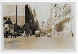Buenos Aires - Avenida Del Mayo - Argentina