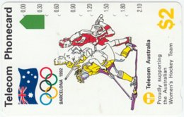 AUSTRALIA A-628 Optical Telecom - Event, Sport, Olympic Games - Used - Australie
