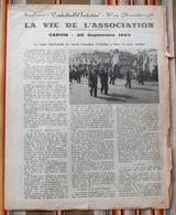 "SUPPLEMENT Revue ""Combattant D INDOCHINE"" N°19 1953 - Frans"