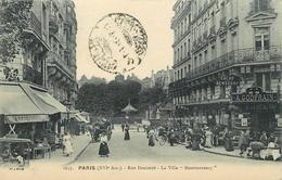 """PARIS - Rue Donizetti, La Villa """"Montmorency"""". - Distretto: 16"""