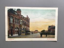 ROOSENDAAL - Stationsweg - Gekleurd - 1919 - Roosendaal