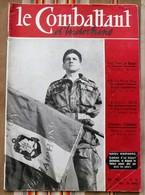 "Revue ""Combattant D INDOCHINE"" N°36 1955 - Frans"