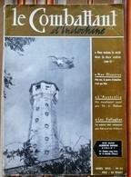 "Revue ""Combattant D INDOCHINE"" N°34 1955 - Frans"