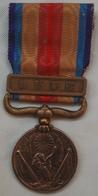 Médaille Japonaise WW2 , Médaille De Guerre De L'Incident De Chine  1937. JAPAN MEDAL . - Autres Pays