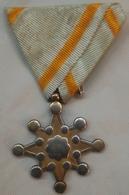 Medaille Japonaise : ORDRE Du TRÉSOR SACRE 7° Classe . - Other Countries