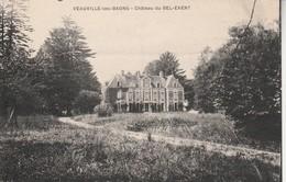 76 - VEAUVILLE LES BAONS - Château Du Bel Event - Francia