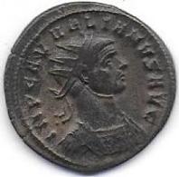 Monnaie Romaine - Aurelianus - Oriens  ( 270 - 275 ) - 5. L'Anarchie Militaire (235 à 284)