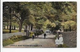 Saddle Road To Kirk Braddan, I.O.M. - Hough - Isle Of Man