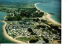 CP L'ILE TUDY Les Plages Et Les Campings - Ile Tudy