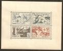Maroc Bloc  N° 4 N** LUXE Cote 40 Euros !!!RARE - Maroc (1891-1956)