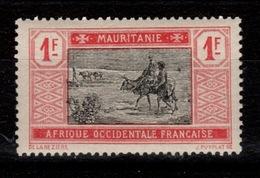 Mauritanie - YV 31 N** Gomme Tropicale - Nuevos