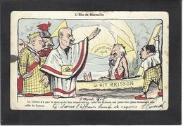CPA Franc Maçonnerie Masonic Maçonnique Circulé Antimaçonnique - Filosofía & Pensadores