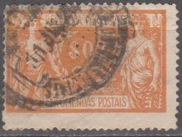 PORTUGAL(ENCOMENDAS POSTAIS) - 1920-1922,   Comércio E Indústria. Pap. Acet.  $02     Afinsa Nº 2 - Colis Postaux