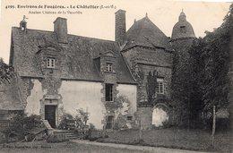 Le Châtellier (35) - Ancien Château De La Vieuville. - Le Châtellier