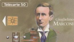 TELECARTE 50... GIUGLIELMO MARCONI - France