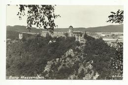 Burg Hassenstein * Böhmisches Erzgebirge * Fotokarte Rupert Fuchs Neuhammer 1926 Nr. 101 - Böhmen Und Mähren