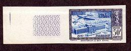 Maroc PA  N°83 ND Essai De Couleur N** TB (légère Ondulation)  Cote Min 35 Euros !!!RARE - Maroc (1891-1956)