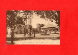 F1303 - Congo Français - BRAZZAVILLE - Cathédrale Et Palais Episcopal - Brazzaville