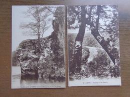 6 Cartes - Chiny à Lacuisine (voir Les Photo's) - Chiny