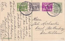 PAYS-BAS 1928     ENTIER POSTAL/GANZSACHE/POSTAL STATIONERY CARTE DE ZIERIKZEE - Entiers Postaux