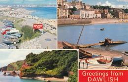 Postcard Dawlish Devon Multiview  My Ref  B12852 - Other