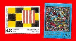 3768 --  FRANCE - 1994  N° 2858/59** Neufs - Sammlungen