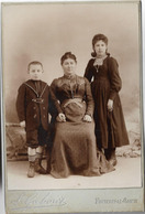 85 FONTENAY LE COMTE PHOTO LOUIS GABORIT FAMILLE - Fontenay Le Comte