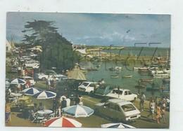 La Cotinière, Ile D'Oléron (17) : Le Port Vue De La Terrasse D'un Café En 1974 (animé) GF. - Ile D'Oléron
