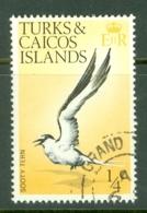 Turks & Caicos Is: 1973   Birds   SG381    ¼c    Used - Turks And Caicos