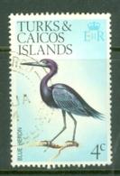 Turks & Caicos Is: 1973   Birds   SG385    4c    Used - Turks & Caicos (I. Turques Et Caïques)