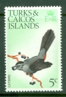 Turks & Caicos Is: 1973   Birds   SG386    5c    MNH - Turks And Caicos