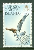 Turks & Caicos Is: 1973   Birds   SG388    8c    Used - Turks And Caicos
