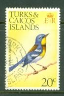 Turks & Caicos Is: 1973   Birds   SG391    20c    Used - Turks & Caicos (I. Turques Et Caïques)