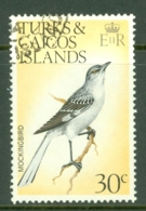 Turks & Caicos Is: 1973   Birds   SG392    30c    Used - Turks & Caicos (I. Turques Et Caïques)