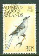 Turks & Caicos Is: 1973   Birds   SG392    30c    Used - Turks And Caicos