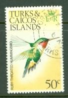 Turks & Caicos Is: 1973   Birds   SG393    50c    Used - Turks & Caicos (I. Turques Et Caïques)