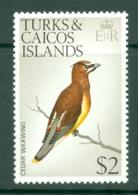 Turks & Caicos Is: 1973   Birds   SG395    $2    MNH - Turks And Caicos