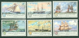 Turks & Caicos Is: 1973   Vessels   Used - Turks And Caicos