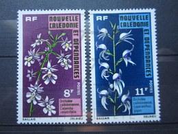 VEND BEAUX TIMBRES DE NOUVELLE-CALEDONIE N° 392 + 393 , XX !!! - New Caledonia