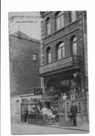 Heist -heyst Sur Mer : Café Restaurant Hôtel Rue Des Dunes - Heist