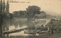 MERIEL - Marine,remorqueur Et Péniche. - Remorqueurs