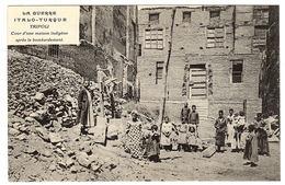 TRIPOLI - LA GUERRE ITALO-TURQUE - Cour D'une Maison Indigène Après Le Bombardement - Libye