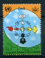 PAKISTAN 2001 DIALOGUE Civilizations Set MNH - Emissioni Congiunte