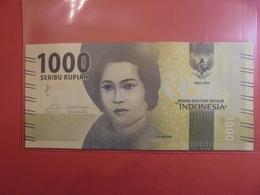 INDONESIE 1000 RUPIAH 2016 NEUF - Indonésie