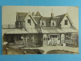 Villa Sur La Côte (Pays-bas?) - Cartoline