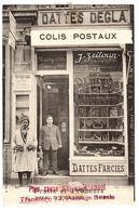 TUNIS - MAGASIN FRUITS ET PRIMEURS, 2, Rue D' Italie, Tunis - Ed. A. Nodon, Beaune - Tunisie