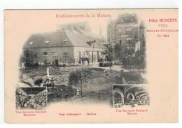 Etablissements De La Maison Félix HUYGHENS VINS  IXELLES-BRUXELLES   Vue Intérieure - Ixelles - Elsene