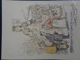 Carte Louis Daspet (1920) - Vieux Papiers